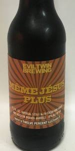 Mãªme In English - m礫me j礬sus plus evil twin brewing beeradvocate