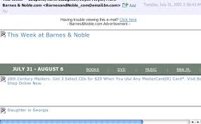 Barnes And Noble Mastercard Adventures In Mobile Marketing Search Results Suppressed