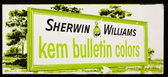 sherwin williams kem bulletin colors the sherwin williams co