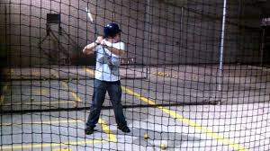 kodie in the batting cage at fun station youtube