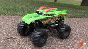 monster jam grave digger remote control truck monster truck unboxing new bright rc monster trucks grave