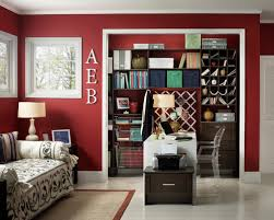 Home Office Closet Houzz Fair Home Office Closet Ideas Home - Closet home office design ideas