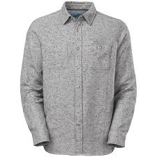 north face lixus jacket the north face winnsburo long sleeve button down shirt women s high rise grey front jpg