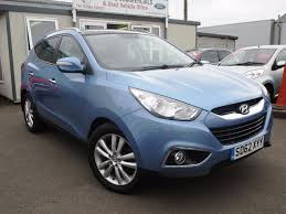 used hyundai ix35 manual for sale motors co uk