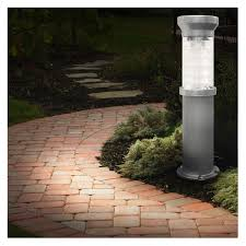 solar bollard lights solar path and driveway lights gsg2 127ez
