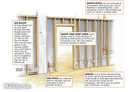 Cold Air Return Basement by Can I Remove This Wall Removing A Load Bearing Beam Ideas For