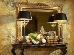 Gold Entry Table Best Entry Table Lamps With Adead D Bedbe Image 12 Of 13