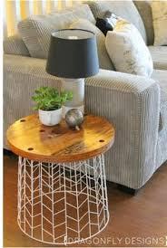 Diy Side Table 15 Beautiful Cheap Diy Coffee Table Ideas