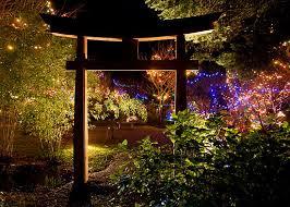 garden u0026 landscaping mesmerizing japanese garden christmas lights