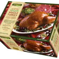 vegan whole turkey vegetarian plus