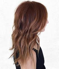 Light Brown Balayage 60 Auburn Hair Colors To Emphasize Your Individuality