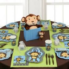 monkey decorations for baby shower monkey baby shower ideas decorations monkey baby monkey and