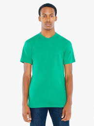 50 50 crewneck t shirt american apparel