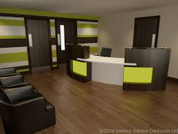 Bespoke Reception Desk Reception Desks Interior Joinery Contracts