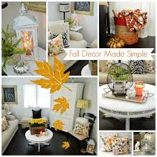 simple easy affordable decorating ideas for fall fox hollow