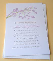 thank you for sympathy card best 25 sympathy thank you cards ideas on handmade
