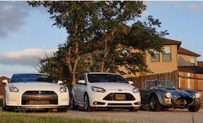 Nissan Gtr Old - st vs gtr vs cobra old vs new vs import photo shoot