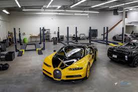 bugatti dealership bugatti chiron hellbee protective film solutions