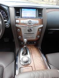 2016 infiniti qx80 limited awd interior 13