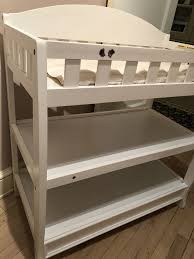 Changing Table Furniture White Changing Table Furniture In Chicago Il