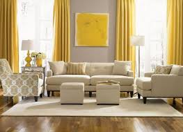Stylish Grey And Yellow Living Room Décor Ideas DigsDigs - Cream color living room