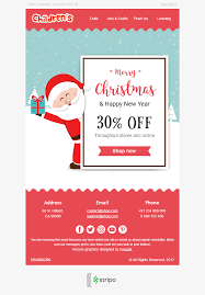 new year email templates free new year html email template