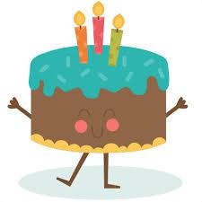 happy birthday cake svg scrapbook birthday svg cut files birthday