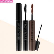 Mascara Meme - beauty box korea memebox i m meme i m dual mascara up 7g under 3g