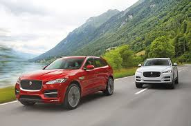 jaguar jeep 2018 2017 jaguar f pace loops the loop in record breaking reveal