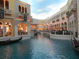 Venetian Hotel Map A Day Of Wonder Grand Canyon To The Luxurious And Seductive
