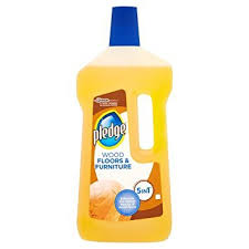 pledge 5 in 1 wood floor cleaner 750ml amazon co uk grocery