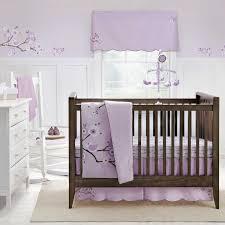 Migi Blossom Crib Bedding Migi Lilac Blossom Crib Bedding Baby Bedding And Accessories