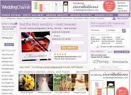 the wedding channel registry best wedding planning high five