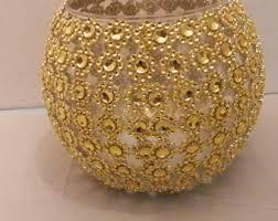 Gold Centerpiece Vases Gold Centerpieces Etsy