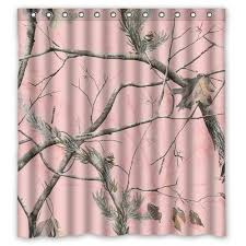 Pink Camo Bathroom Buy Comforter Set And Matching Bathroom Shower Curtain Camouflage