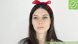 tie headbands how to tie a bandana like a headband 11 steps with pictures