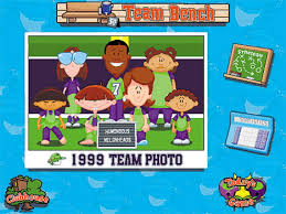 Kenny Backyard Baseball Backyard Football Characters Home Decorating Interior Design