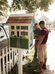 watch a video about sturgis little free library