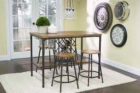 Pub Dining Room Set by Orrica Pub Table Mor Furniture For Less