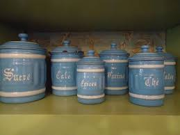 antique kitchen canister sets 13 best vintage retro canister sets images on