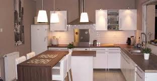 cuisine beige laqué meuble cuisine laque beige design de maison