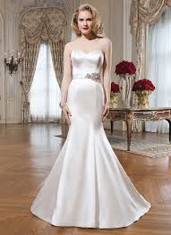 silk fit and flare wedding dress wedding dress style guide for your type wedinmilwaukee com