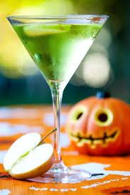 die besten 25 cocktail halloween vert ideen auf pinterest