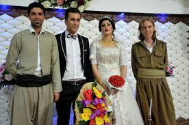 mariage kurde yogoiran نامه هایی برای ایرانیان