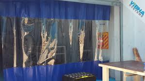 Industrial Curtain Wall Pvc Strip Curtains Hyderabad Pvc Strip Curtains Visakhapatnam