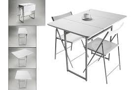 table escamotable cuisine table pliante cuisine luxe photos table de cuisine blanche pas
