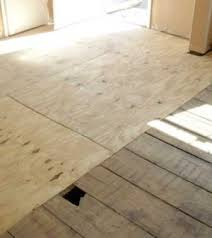 how to level the floor in your garage on the house
