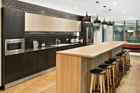 Modern Kitchen Design Pictures This Stunning Modern Kitchen Design Is In Polytec Natural Oak And
