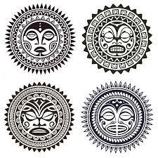25 beste ideeën over polynenische tatoeageontwerpen op pinterest