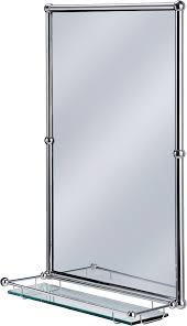 Chrome Bathroom Furniture by Bathroom Cabinets Bathroom Mirror With Shelf Bathroom Mirror